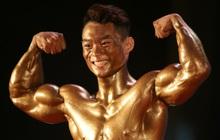 """""""Mặt học sinh, thân hình chiến binh"""", hot boy sinh năm 2000 Nguyễn Văn Quốc giành cả 2 HCV hạng 80 cân tại giải Cúp CLB thể hình toàn quốc"""