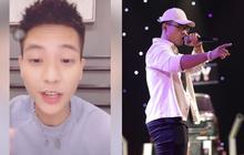 """Quân A.P nổi hứng cover bài rap của GDucky và muốn thi Rap Việt, netizen nghe xong lập tức xin idol """"quay xe gấp"""": Từ bỏ ngay đi anh ơi!"""
