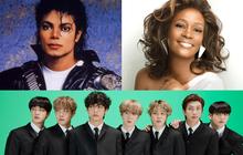 Dở khóc dở cười: Fan của Michael Jackson đang nhờ cậy fan BTS ủng hộ để đánh bại Whitney Houston trong cuộc chiến tỉ view?