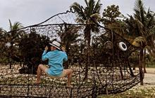 """""""Sống ảo"""" kiểu gây sốc: Đi du lịch, Thanh Duy đăng trạng thái sướt mướt nhưng chụp ảnh tạo dáng không đỡ nổi"""