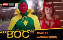 """Soi trọn 80 giây trailer WandaVision: Đang buồn cười Vision ăn bận diêm dúa thì nghe Marvel sắp """"đi tong"""", tỉnh ngủ liền chưa?"""