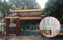 Xác minh thông tin nữ sinh lớp 9 ở Thanh Hóa nghi bị bạn cùng lớp cưỡng hiếp dẫn tới mang thai