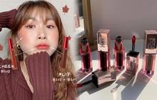 4 thỏi son màu cực xinh, gái Hàn chuyên tận dụng làm màu má hack tuổi siêu tự nhiên