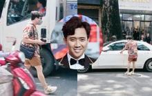 Netizen tranh cãi clip Trấn Thành thong dong bước sang đường, nghi vấn phớt lờ đề nghị chụp ảnh cùng fan