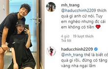"""Bạn gái cầu thủ Đức Chinh siêu lầy: Tuyên bố chàng thích quà sinh nhật gì cứ nói nhưng """"em không có tiền"""""""