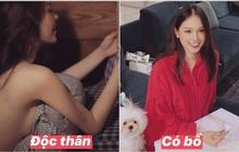 Có một kiểu con gái như Linh Rin: Sexy bao nhiêu không biết nhưng hễ yêu vào là kín đáo ngay tắp lự