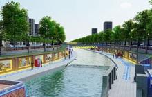 """Đề xuất cải tạo sông Tô Lịch thành công viên Lịch sử-Văn hoá-Tâm linh: """"Xử lý triệt để các nguồn ô nhiễm trong và ngoài, từ đó hồi sinh dòng sông"""""""