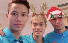 Cầu thủ Văn Toàn rục rịch kinh doanh thời trang, Quế Ngọc Hải và Đức Huy tình nguyện làm mẫu free nhưng bị phũ phàng