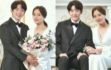 Flower Of Evil nhá hàng ảnh cưới đẹp như mơ của Lee Jun Ki - Moon Chae Won