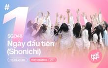 Nhóm nhạc đông dân nhất Việt Nam SGO48 bất ngờ đạt trí #1 BXH HOT14 Realtime sau 3 ngày phát hành