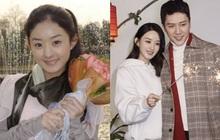"""Duyên trời định của Triệu Lệ Dĩnh: 10 năm trước bắt được hoa cưới của Phùng Thiệu Phong, giờ đây là """"bà Phùng"""" chính hiệu"""
