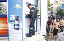 Một Chiến sĩ Cảnh sát PCCC bị thương khi chữa cháy nhà dân ở Sài Gòn