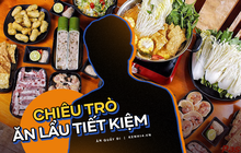 Netizen tranh cãi chiêu ăn lẩu tiết kiệm bằng cách pha nước chấm ở Haidilao, có người phản bác là nhà hàng cho phép?