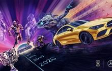 Hết Louis Vuitton đến Mercedes nhảy vào hợp tác cùng Riot tại giải Chung kết Thế giới LMHT