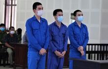 Chém người vì mâu thuẫn trong quán nhậu, 3 thanh niên chia nhau 26 năm tù
