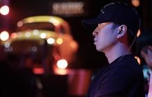 Karik trầm ngâm lo lắng trong hậu trường đêm Đối đầu Rap Việt