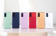 Samsung Galaxy S20 FE trình làng: Món quà dành riêng cho fan trong sự kiện Unpacked lần 2 của năm