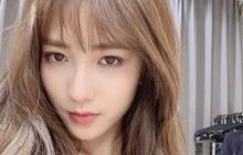 """Trâm Anh - vợ JustaTee được khen giống Park Min Young vì nhan sắc thăng hạng giữa tin đồn """"bầu bí"""" tập 2"""