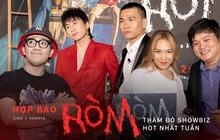 Chị đẹp Mỹ Tâm và dàn sao Rap Việt đổ bộ, thảm đỏ RÒM bất ngờ nóng ngàn độ!