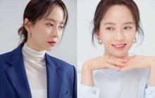 """Vừa bị chê luộm thuộm, Song Ji Hyo """"dập"""" lại luôn bằng bộ ảnh mới: Nhan sắc đỉnh cao thế này ai nghĩ đã U40?"""