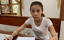 """""""Hotgirl chủ shop"""" quần áo ở Nghệ An cho vay nặng lãi, đe dọa con nợ"""
