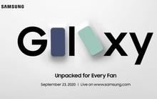 """Samsung tổ chức event """"Unpacked Đặc Biệt"""" dành riêng cho fan: Điều gì đang ẩn giấu phía sau?"""