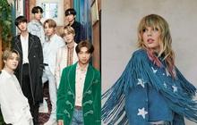 Danh sách đề cử Billboard Music Awards 2020: BTS góp mặt 2 đề cử, BLACKPINK mất hút, người dẫn đầu đề cử lại không phải Taylor Swift?