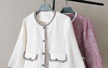 """Như """"thủ tục"""" không thể thiếu: Chuyển mùa là phải sắm tweed jacket, món đồ mặc vài năm cũng chẳng lỗi mốt"""