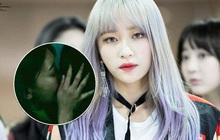 Nữ thần fancam Hani (EXID) hôn ngấu nghiến con gái nhà người ta ở trailer Young Adult Matter