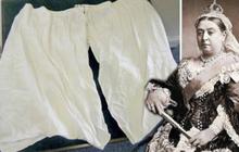 Ngạc nhiên chưa! Chiếc quần rộng thùng thình trông cũ kỹ và úa màu này thực chất thuộc về vị nữ vương lừng danh và được bán với giá gần 500 triệu đồng