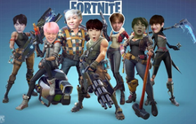 Nhóm nhạc BTS hợp tác cùng Epic Games, mang vũ đạo bản hit Dynamite vào Fortnite