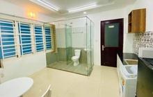 Hình ảnh nhà vệ sinh trong suốt bên trong 1 phòng trọ khép kín gây xôn xao mạng xã hội