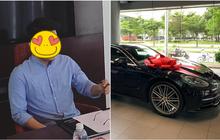 """CEO sinh năm 1999 mua xe trên dưới 5 tỷ tặng bạn gái: """"Em vui là được"""""""