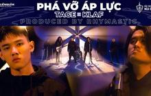 Rhymastic và Tage kết hợp tạo ra bản rap cực đỉnh về Đấu Trường Danh Vọng, hay chẳng kém gì Rap Việt