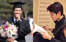 Park Bo Gum khoe ảnh tốt nghiệp như nam thần, nhưng đáng nể hơn là quá trình để lấy được tấm bằng