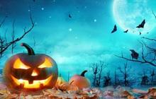 """Đêm Halloween thế kỷ: Lần đầu tiên sau 76 năm, """"trăng xanh"""" sẽ xuất hiện vào đúng Lễ hội Ma"""