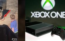 Ông bố dùng xe tải cán nát Xbox One vì tức giận con cái không chịu dọn nhà