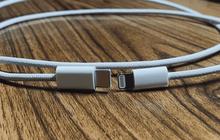 Rò rỉ hình ảnh mới nhất cáp sạc USB-C to Lightning của iPhone 12 sắp ra mắt