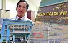 Vụ Giám đốc Bệnh viện quận Gò Vấp thu gom khẩu trang, vì sao không khởi tố vụ án hình sự?