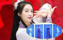"""Tống Thiến có tới 4 tạo hình ở phim đóng cùng Vương Nhất Bác, netizen vẫn lắc đầu """"nhìn không ưng"""""""