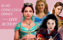 4 bản live-action của hội công chúa Disney: Kẻ thu về bạc tỷ, người bị ném đá tơi bời!