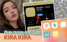 Đu trend chỉnh ảnh, chơi video với hiệu ứng kira kira xịn sò, ảo diệu như Bích Phương, Chi Pu