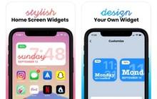 4 ứng dụng miễn phí giúp bạn tạo widget tuyệt đẹp trên iOS 14