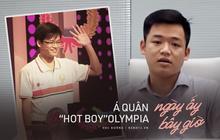 """Á quân """"hot boy"""" gây tiếc nuối nhất Đường lên đỉnh Olympia lột xác ngoạn mục, tiết lộ lý do về nước sau du học"""