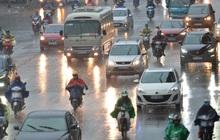 Từ chiều 26 đến 28/9, Bắc Bộ có mưa rào và dông