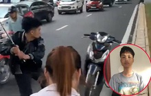 Nam thanh niên 17 tuổi đập phá xe máy sau va chạm giao thông đang bị khởi tố trong 2 vụ án trước đó