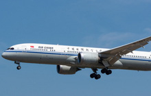 Máy bay Trung Quốc hạ cánh khẩn cấp khi phát hiện 1 hành khách tử vong trong buồng vệ sinh