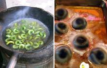 Những món ăn kinh dị đến từ Trung Quốc khiến thực khách bỏ chạy ngay khi nhìn thấy, hình dáng quá ghê rợn