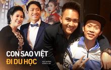 Cậu ấm cô chiêu nhà sao Việt đi du học: Người lột xác ngoại hình, người đỗ 4 trường Đại học danh tiếng, đỉnh cao là con trai Hoài Linh
