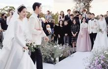 Đám cưới hot nhất Kbiz hôm nay: Nam thần Kpop một thời bảnh bao bên huyền thoại Shinhwa, nhan sắc cô dâu gây bất ngờ